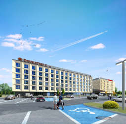 Doubletree by Hilton Krakow Hotel and Convention Center | Hampton by Hilton Krakow