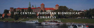 2nd Central European Biomedical Congress (CEBC) w Krakowie